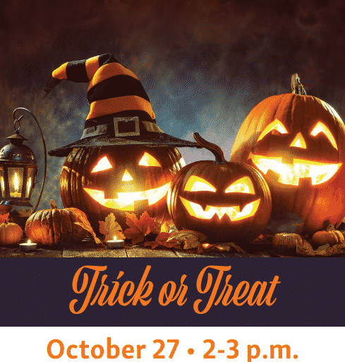 The Lantern at Morning Pointe, Chattanooga Hosts Trick or Treat