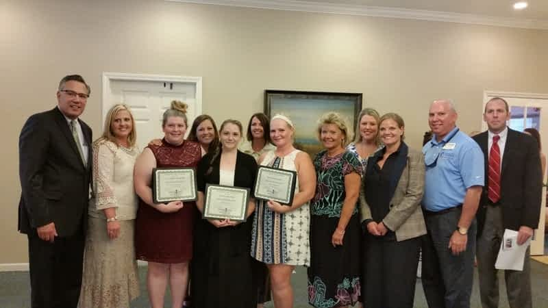 Morning Pointe Foundation Honors Six New Nursing Scholars in Tennessee