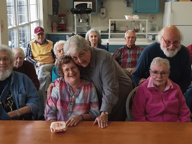Morning Pointe Residents Explore Imaginative Storytelling