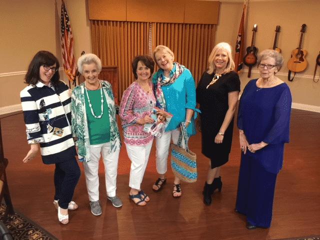 Morning Pointe, Chico's Host Ladies Fashion Show