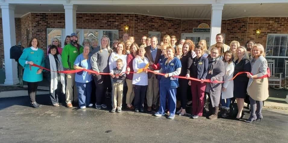Morning Pointe Celebrates Grand Reopening Following Renovations