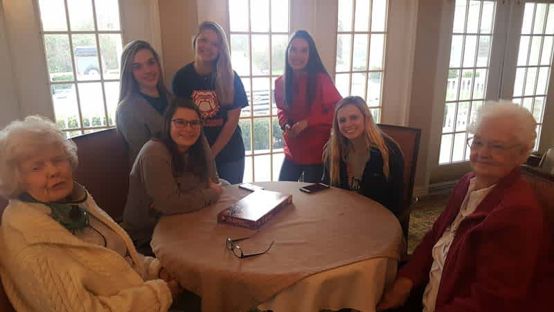 Columbia Academy Partners with Morning Pointe