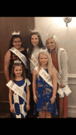 """""""Young Ambassadors"""" Visit Morning Pointe Residents"""