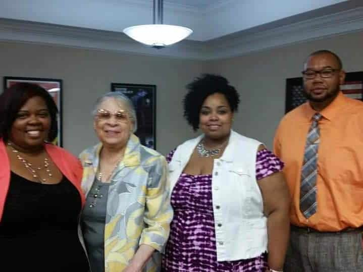 Morning Pointe Resident Surprised by Former Students
