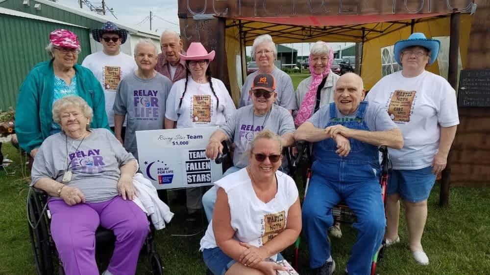 Morning Pointe Fights Back Against Cancer at Annual Relay for Life