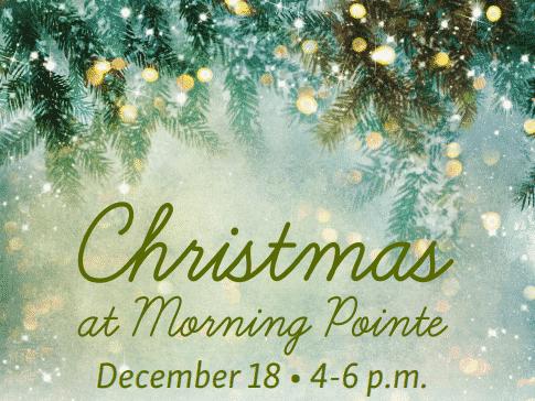 Christmas at Morning Pointe