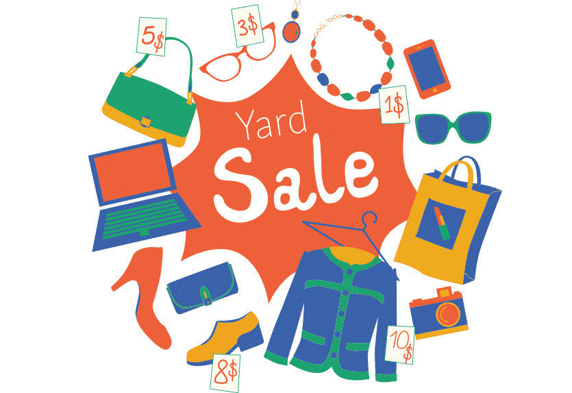 Morning Pointe of Calhoun Hosts Community Yard Sale