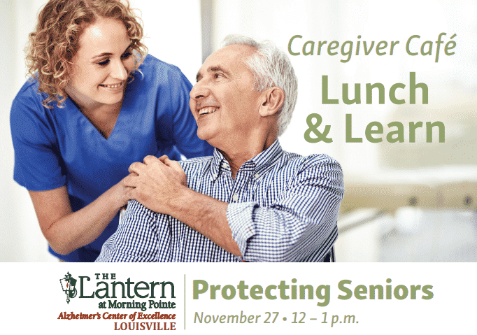 Morning Pointe Hosts Caregiver Cafe – Lunch and Learn