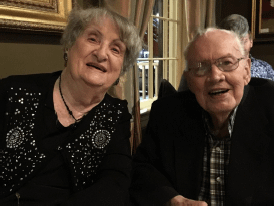 The Cruze's Celebrate 75 years of Marriage