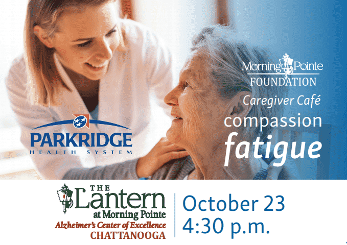 Morning Pointe Hosts Caregiver Cafe: Compassion Fatigue