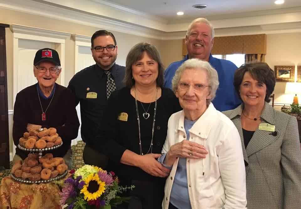 Morning Pointe Celebrates 5th Anniversary in Brentwood