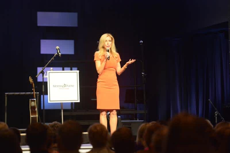 An Evening with Kim Campbell – Thank You!