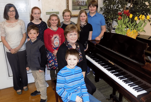 Diana Bowers piano recital