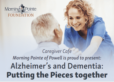 Morning Pointe Hosts Caregiver Cafe