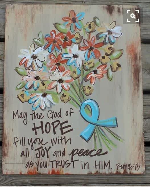 """Morning Pointe Hosts """"Painting for a Cause"""""""