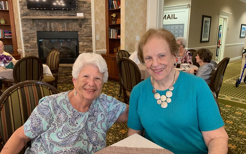Morning Pointe Residents Celebrate Annual Friendship Luncheon