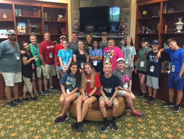Morning Pointe, M-Fuge Make Summertime Memories