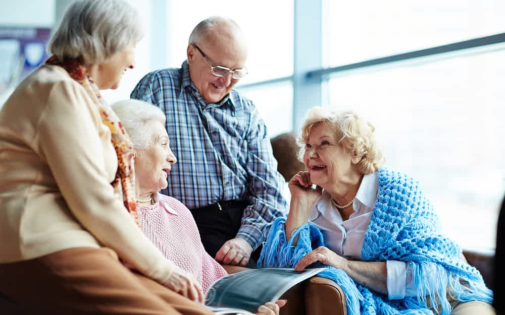 """Morning Pointe Hosts """"Aging in Place – Defining Your Level of Care"""""""