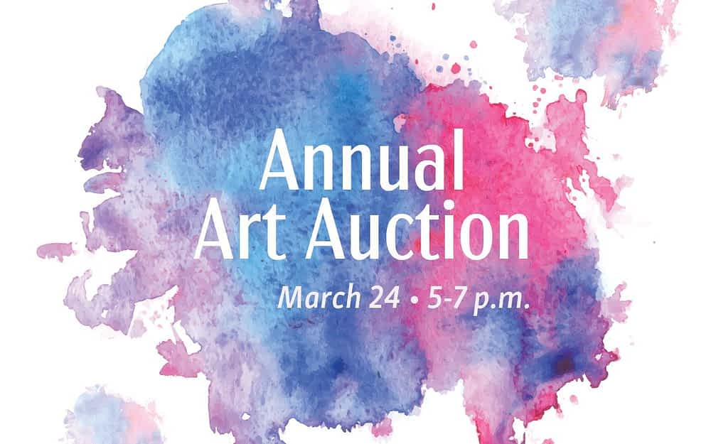 Annual Art Auction