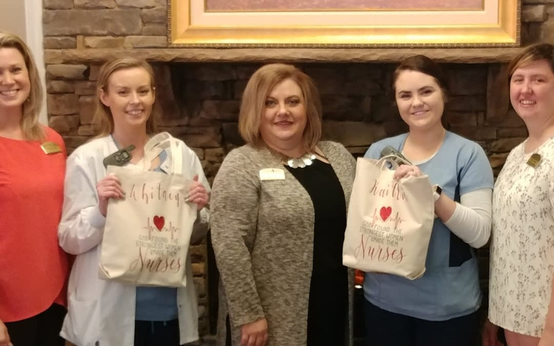 Morning Pointe Gives Back to Nurses