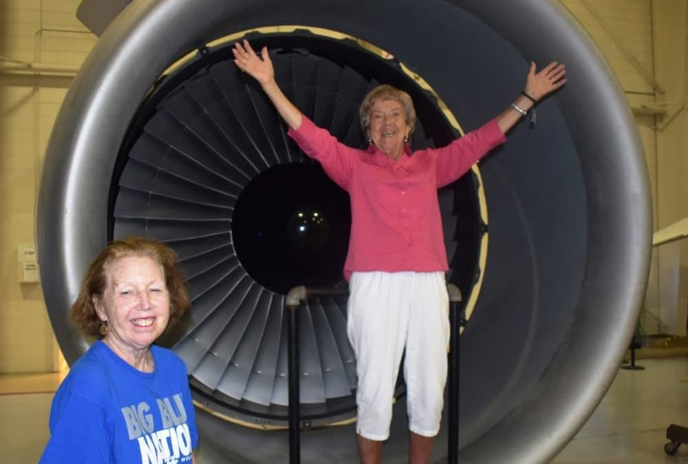 Aviation History Comes to Life for Morning Pointe Residents at Local Museum