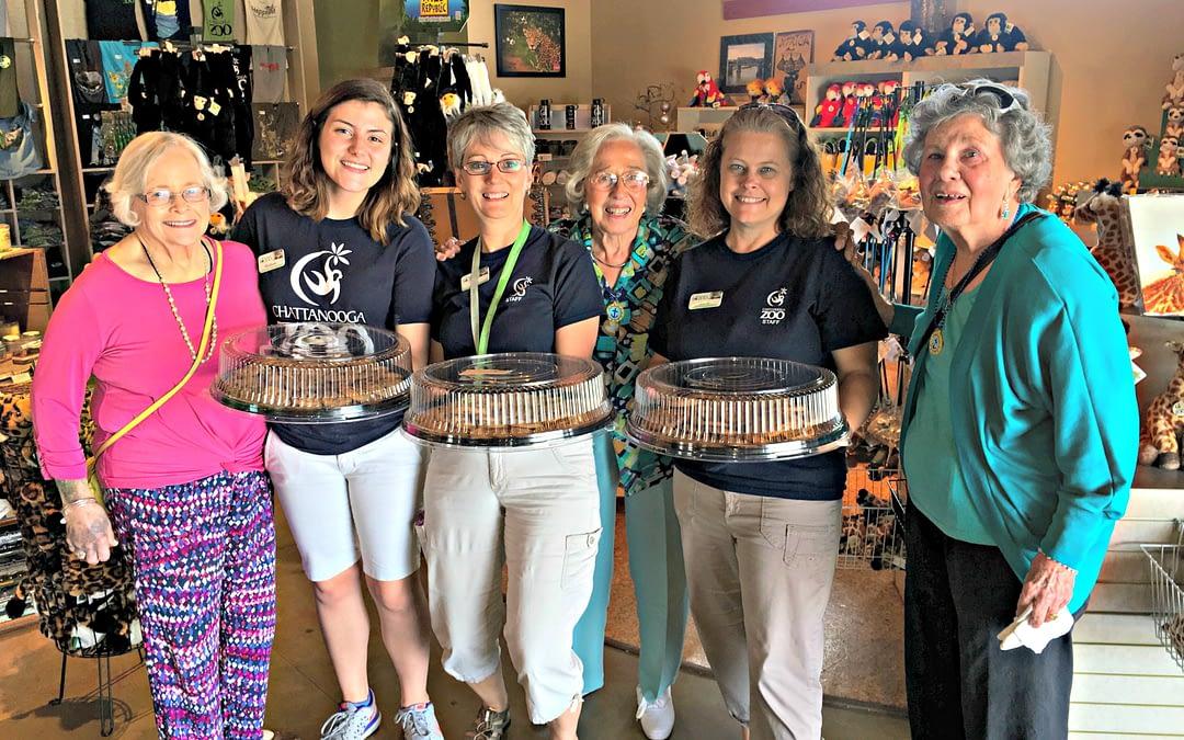 Morning Pointe Celebrates 'National Zookeeper Week'