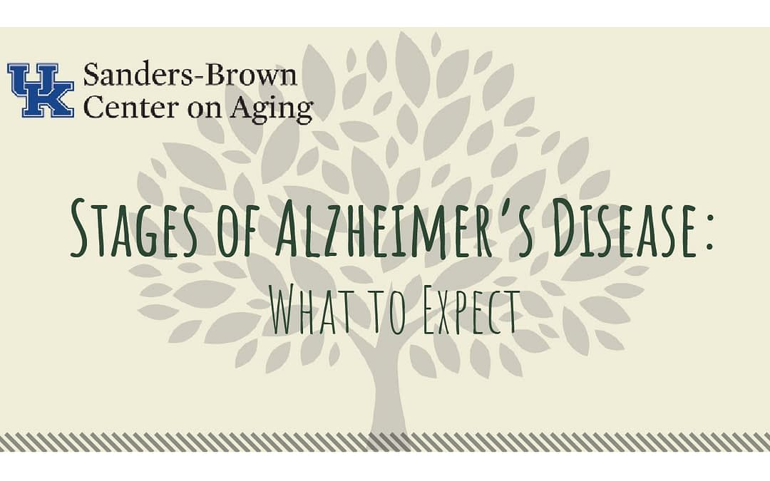 Stages of Alzheimer's Disease: What to Expect