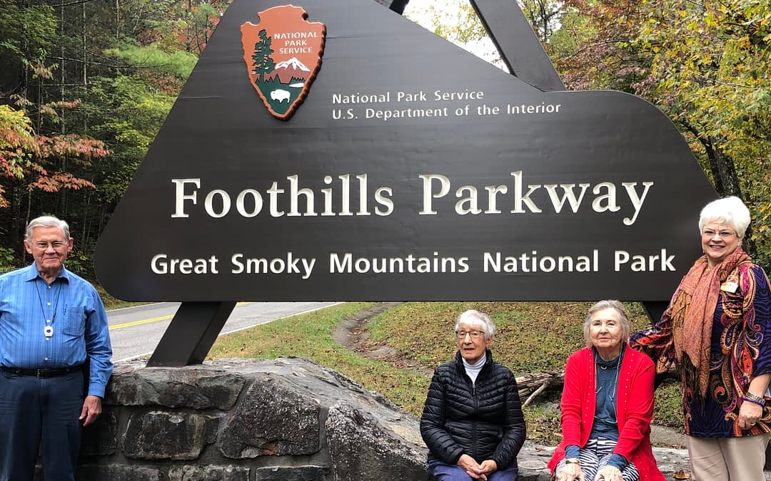 Foothills Parkway