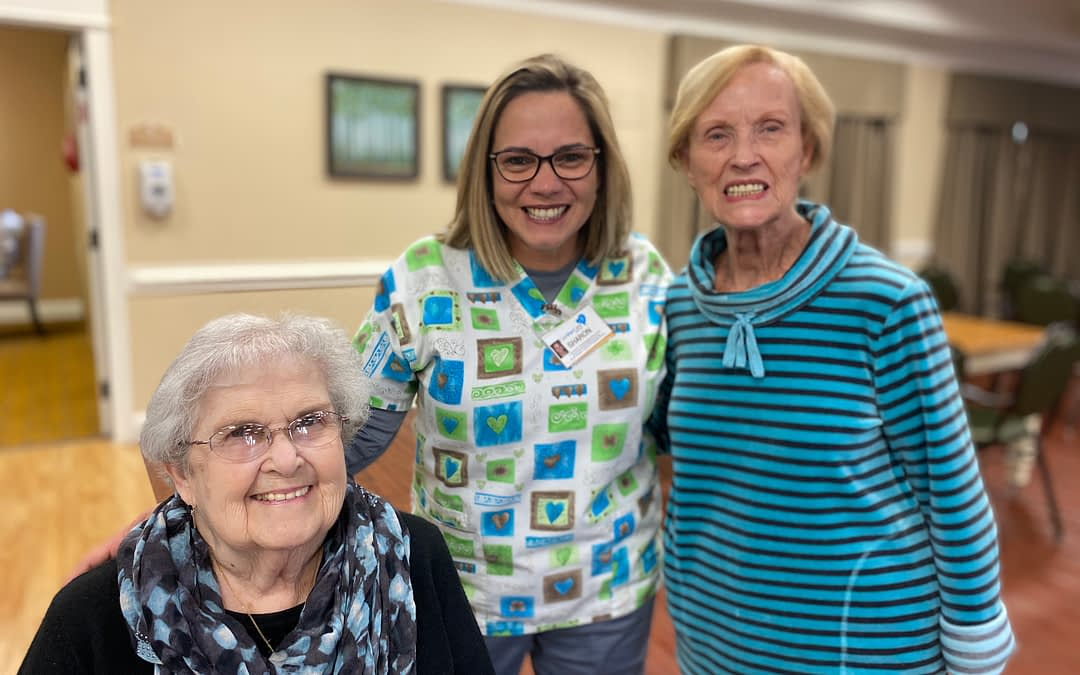 Chattanooga ComForCare Volunteer Brings Spirit of Fun Alive at Morning Pointe