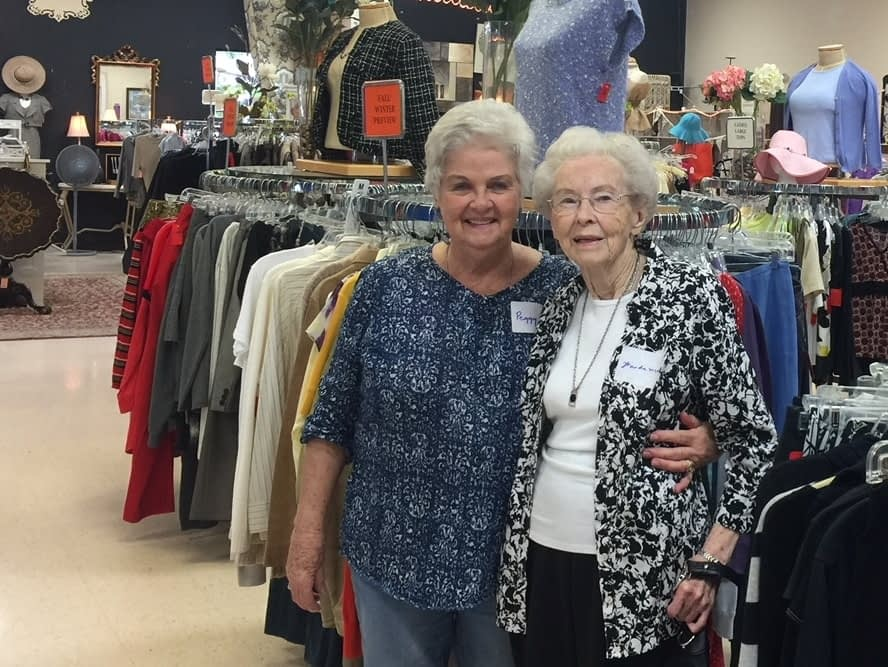 Morning Pointe Resident Returns to Charitable Organization She Helped Found