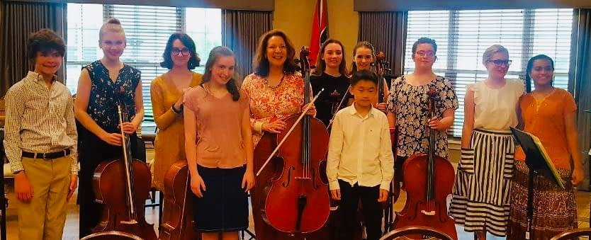 Young Musicians Perform at Morning Pointe