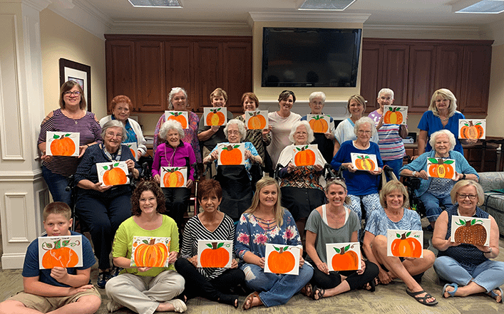 Lenoir City: NALW Painting Party
