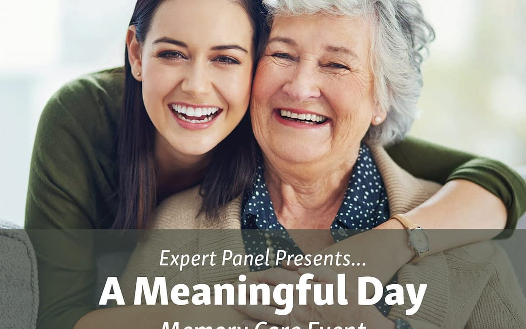 "Morning Pointe Hosts ""A Meaningful Day Memory Care Event"" March 6"