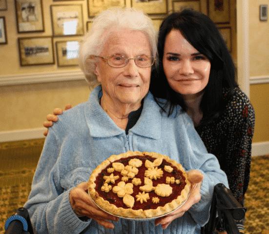 Morning Pointe Seniors Celebrate Pi(e) Day