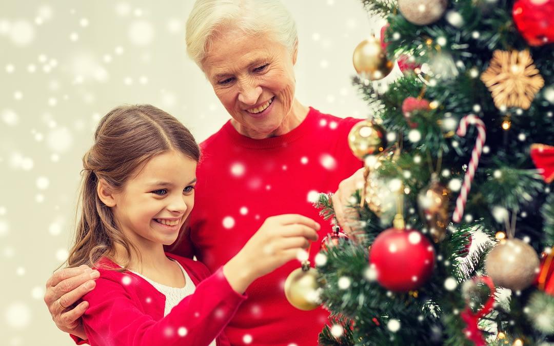 Merry Christmas from Morning Pointe Senior Living