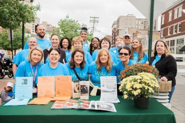 Morning Pointe Teamwork Brings in over $15,000 for Alzheimer's Association