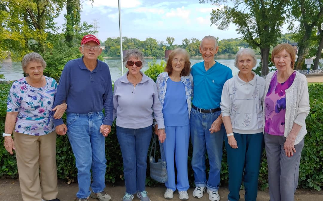 Morning Pointe Residents Enjoy Afternoon at Tennessee Riverwalk