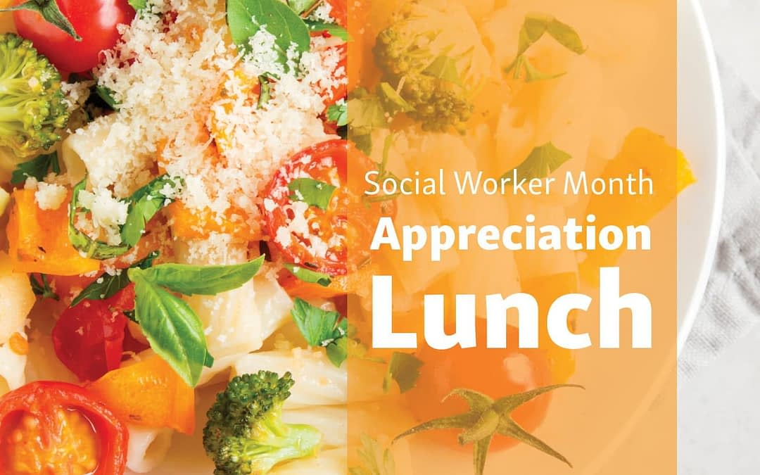 """Morning Pointe to Host """"Social Worker Appreciation Lunch"""" March 13"""