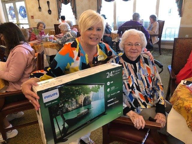 Morning Pointe Super Bingo Draws Crowd