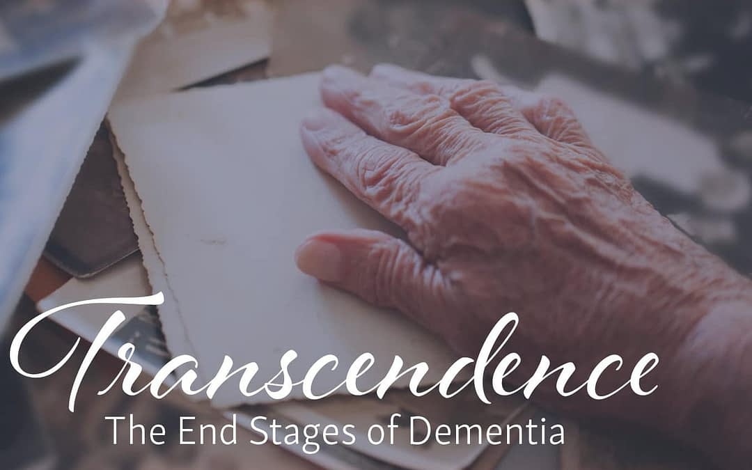 """Morning Pointe Hosts """"Transcendence – The End Stages of Dementia"""" April 16"""