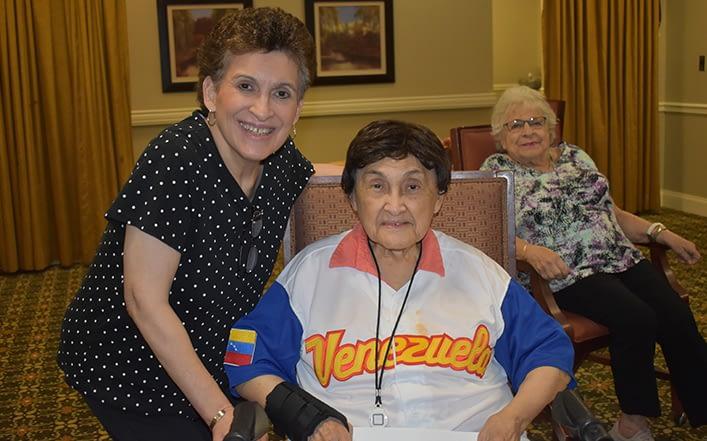 Venezuelan Resident Shares Homeland