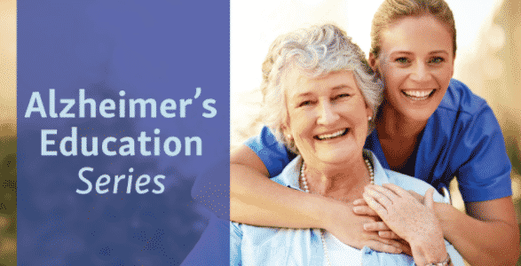 Morning Pointe Offers Alzheimer's Education Series