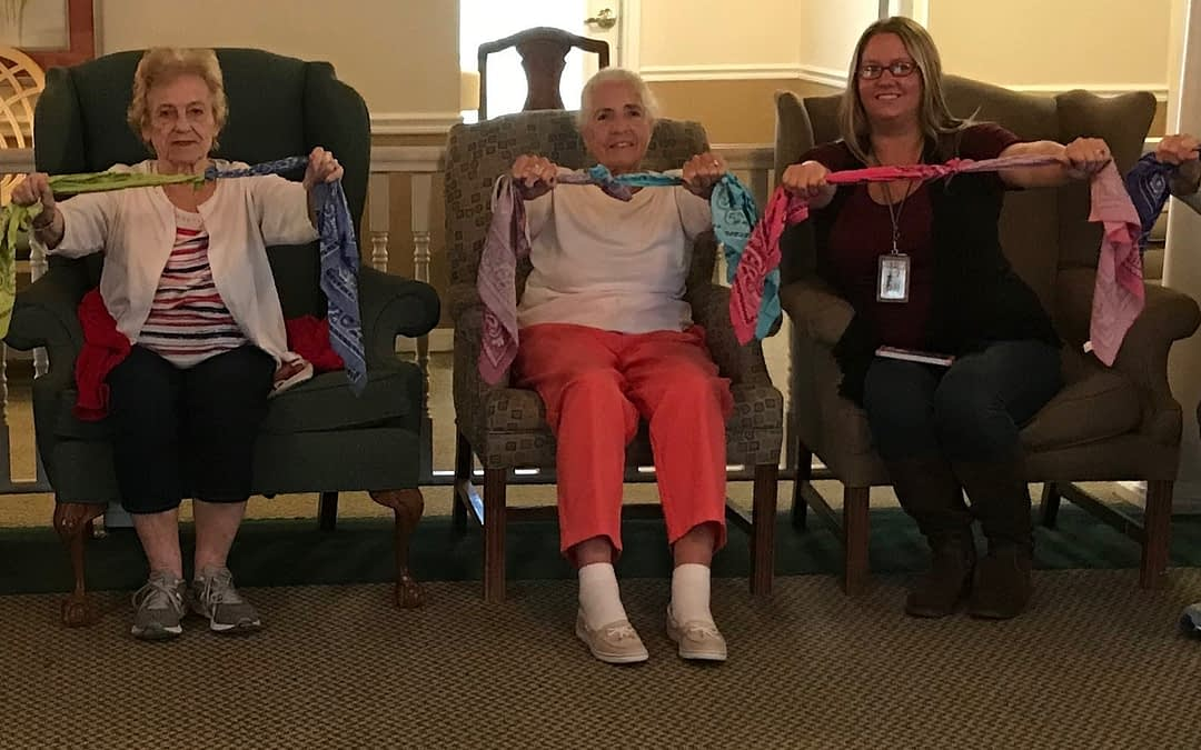 Homespun Hospice Exercise Class