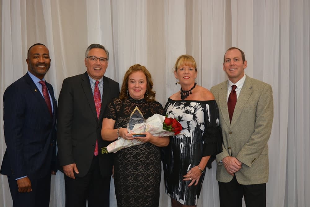 Morning Pointe of Knoxville Honored with Special Chairman's Choice Award
