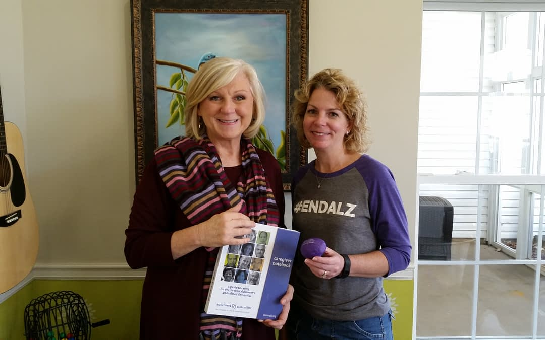 Morning Pointe, Alzheimer's Association Welcomes Support Group Trainees