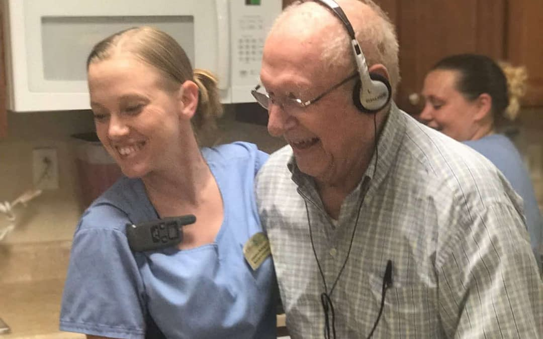 Morning Pointe Residents Make Memories with Music