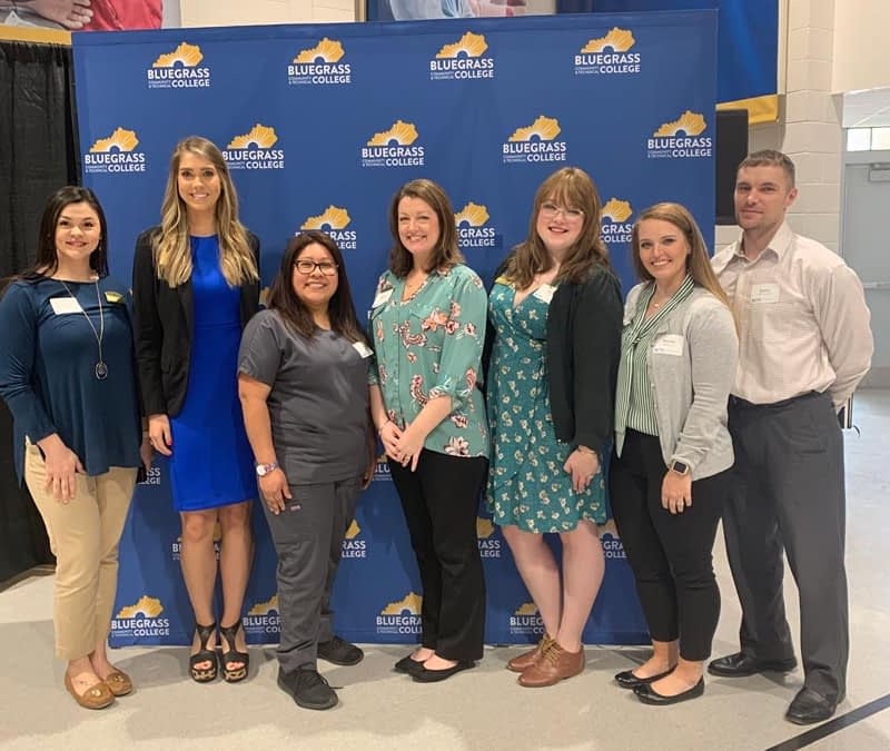 MORNING POINTE ANNOUNCES  BLUEGRASS TECHNICAL AND COMMUNITY COLLEGE  NURSING SCHOLAR FOR 2019