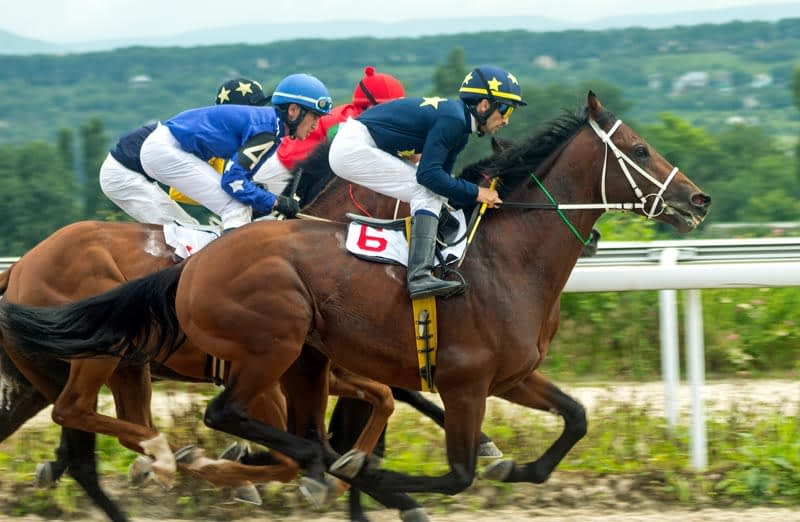 A Derby Race to Remember