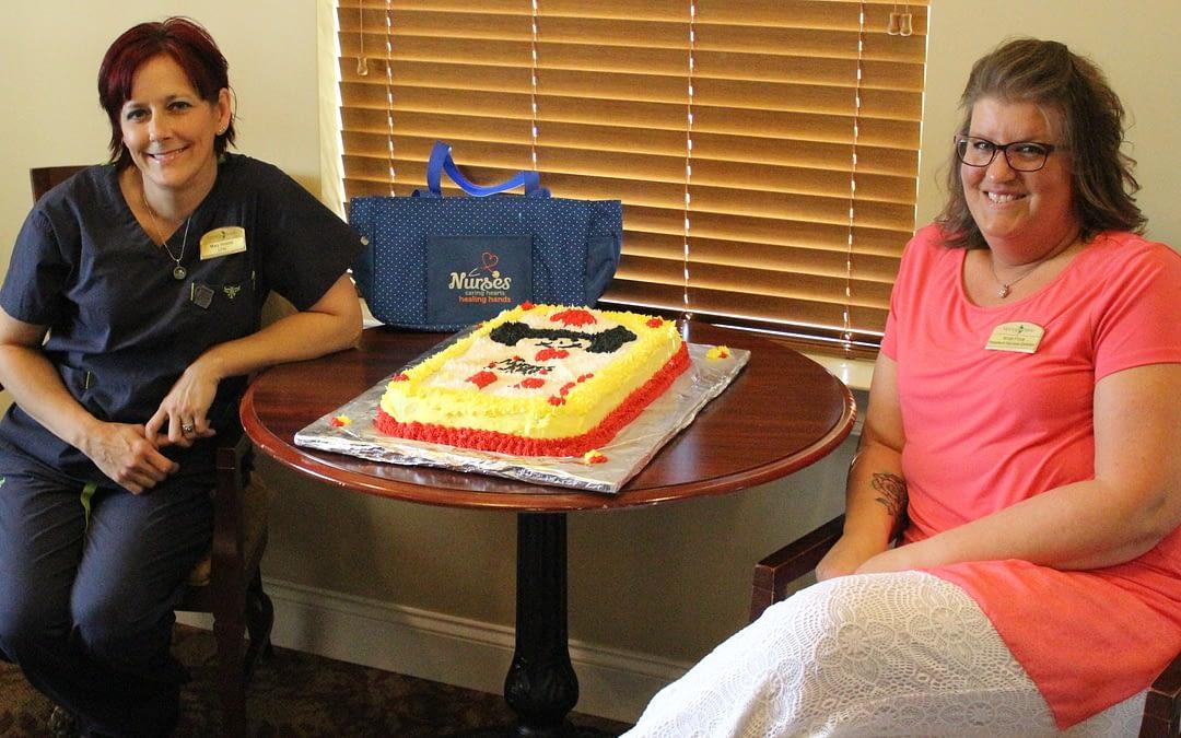 Morning Pointe Celebrates Nurses Week