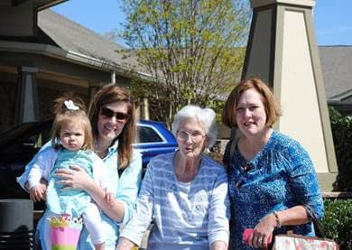Morning Pointe Senior Campus Hosts Easter Basket Auction for Alzheimer's